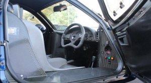 XJR-15 Cockpit