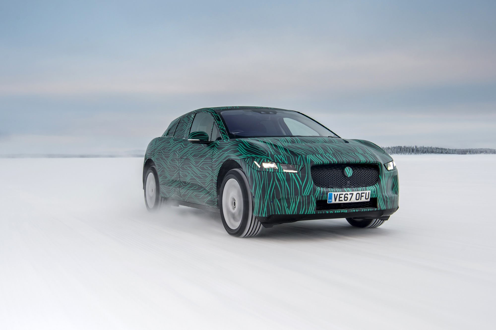 Jaguarforums.com Jaguar I-PACE 2018 2019 EV Electric SUV Car News