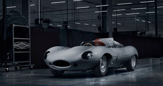 Jaguarforums.com Jaguar Classic D-Type Race Car Reproduction Production News