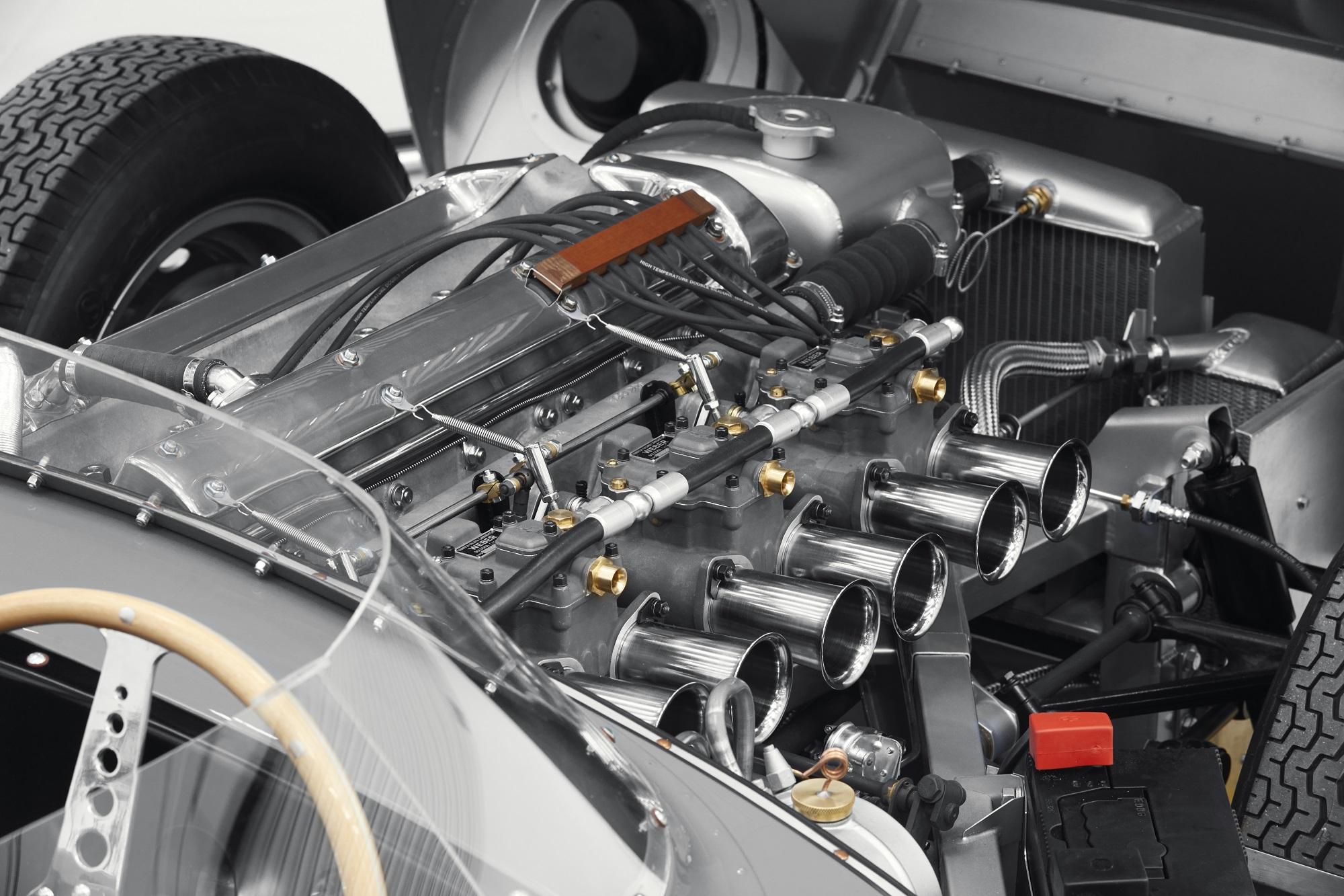 Jaguarforums.com Jaguar Classic D-Type Race Car Reproduction Production News