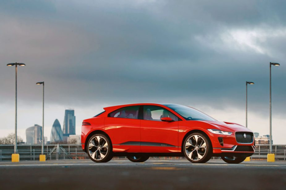 2018 Jaguar I-Pace is What Car's? readers's poll champ for 2018.