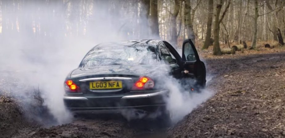 Jaguar X-Type AWD Off-Road