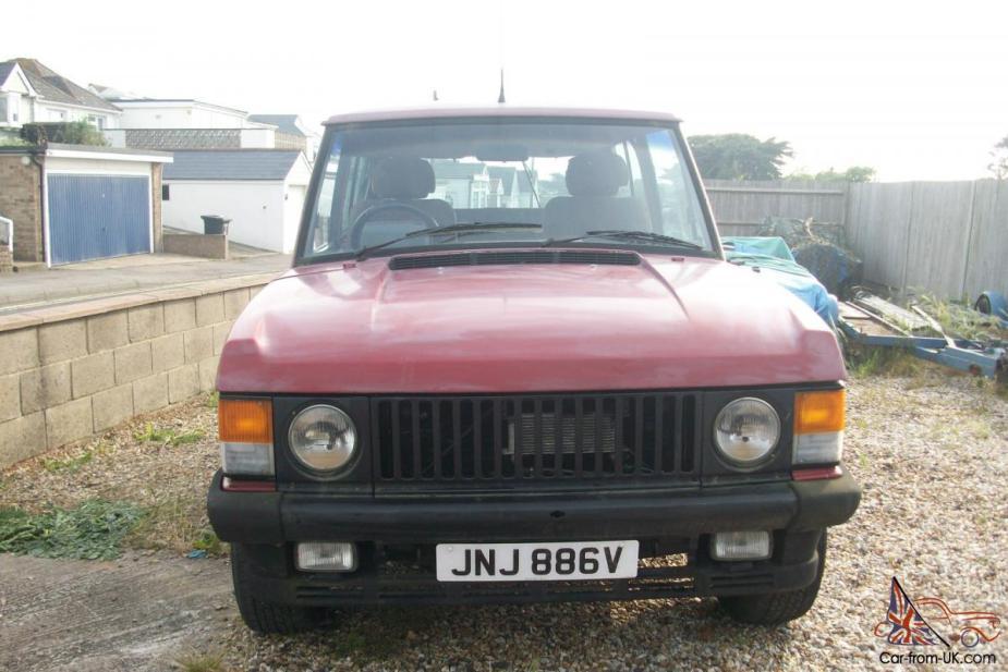Schular Range Rover