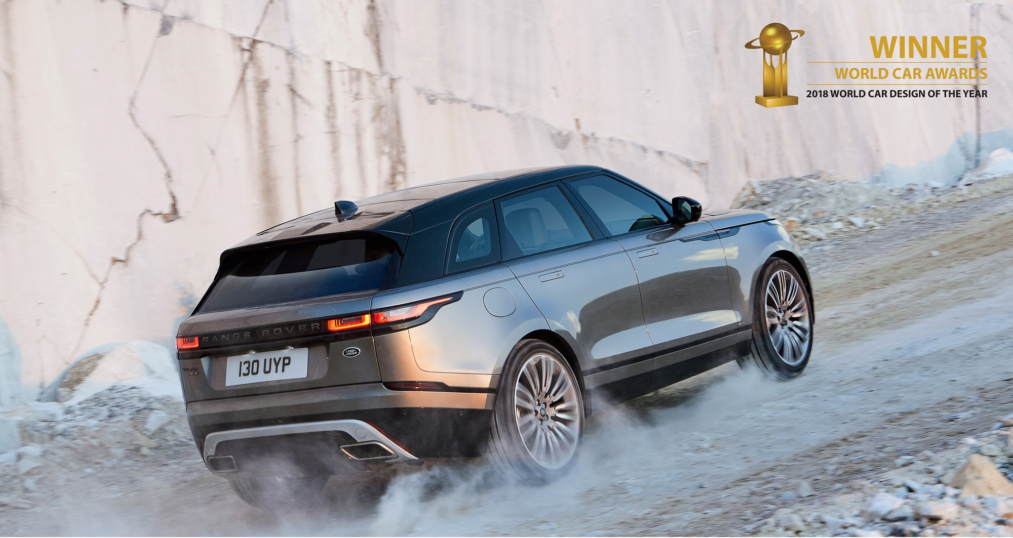 jaguarforums.com Range Rover Velar World Car Award