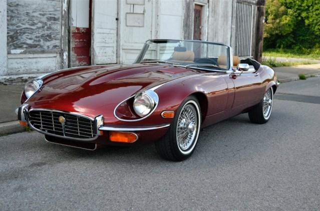 Jaguar XKE E-Type Restoration