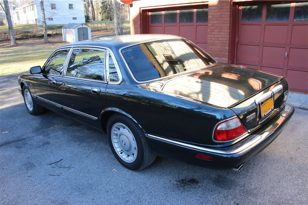 Jaguar XJ8 Vanden Plas For Sale Cheap Jaguarforums.com