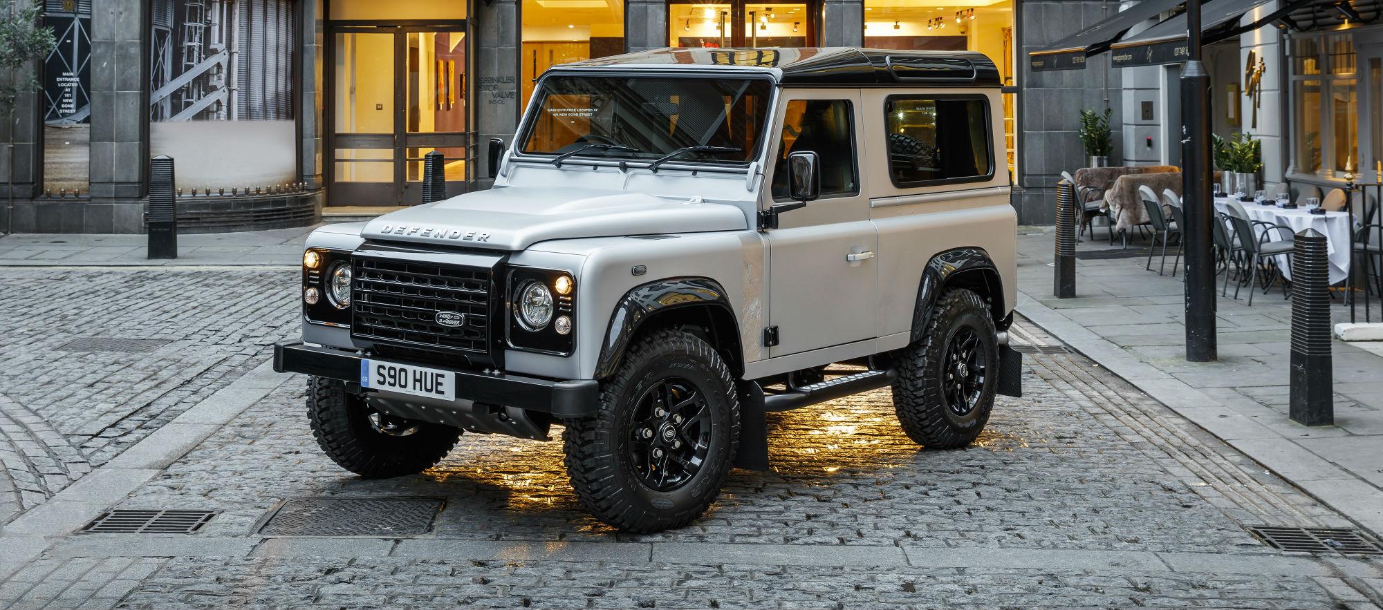 Land Rover Show That You Care For The Defender Jaguar Forums Op Ed