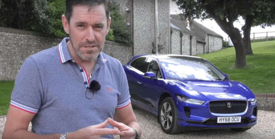 YouTube I-Pace Reviewer Runs Afoul of Tesla Fanatics