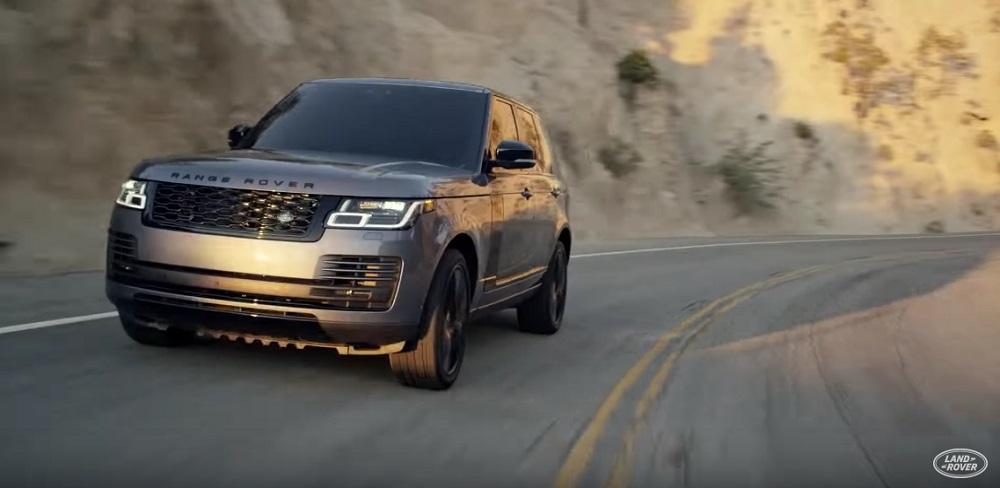 Range Rover Hans Zimmer Scoring the Drive