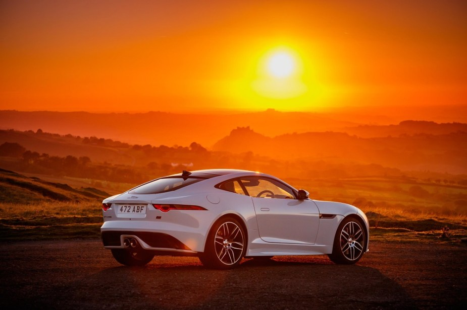 Jaguar F-Type 2020 Checkered Flag Limited Edition