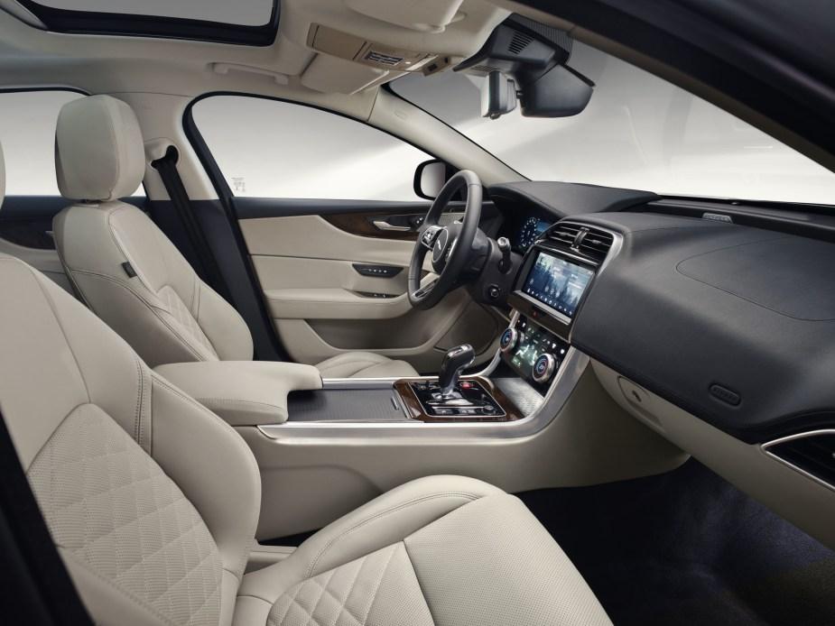 2020 Jaguar XE Sedan Details Pricing Announced
