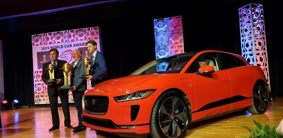 JAGUAR FORUMS - Jaguar I-Pace - 2019 World Car of the Year