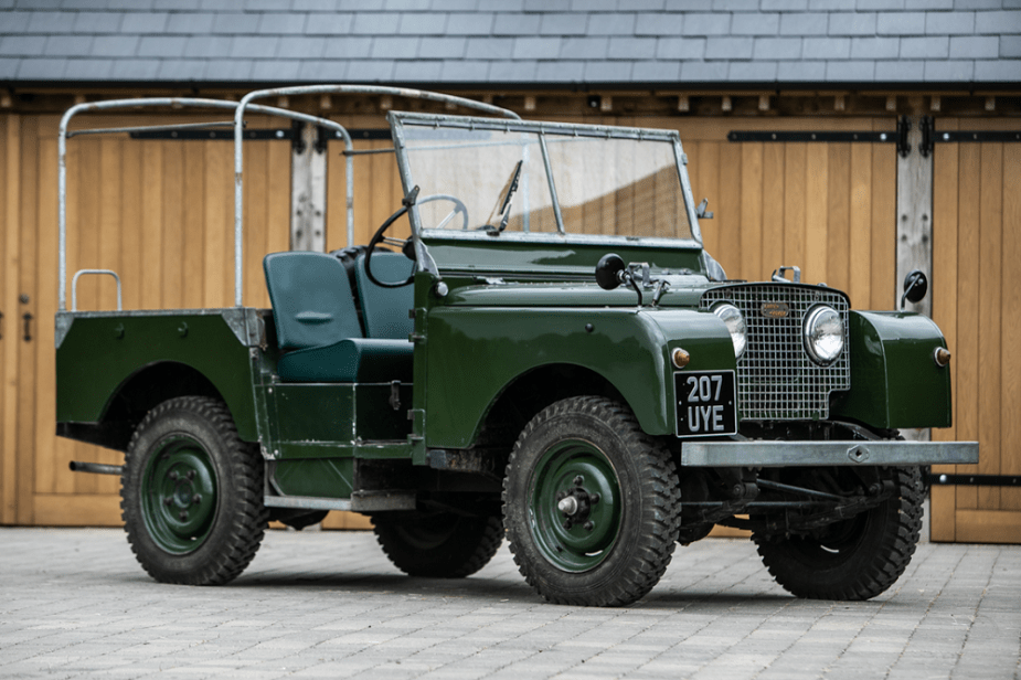 1951 Land Rover 80 Series 1