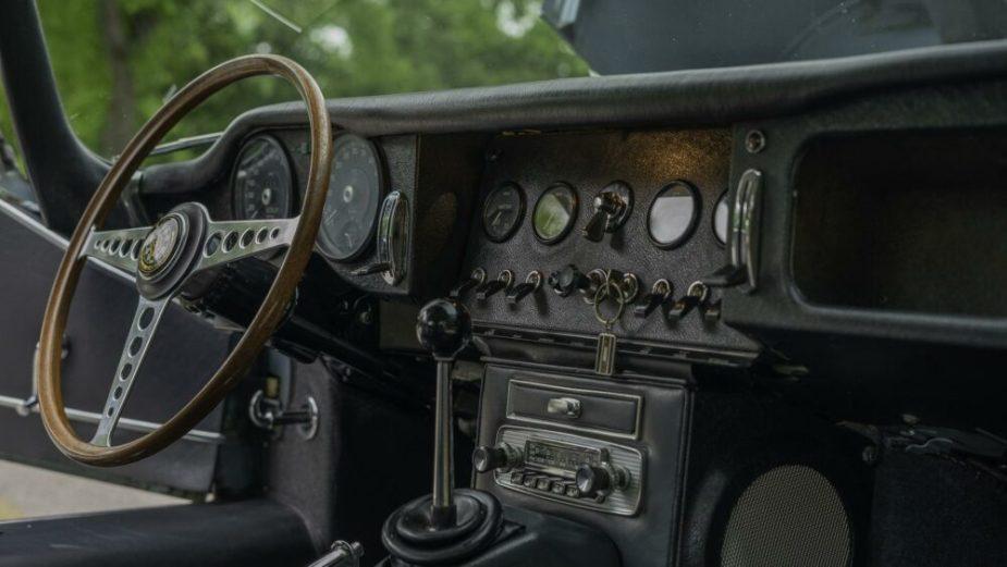 1966 Jaguar XKE 4.2L Series I Coupe