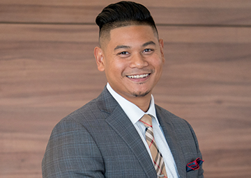 Nathan Caguiat - Sales Manager