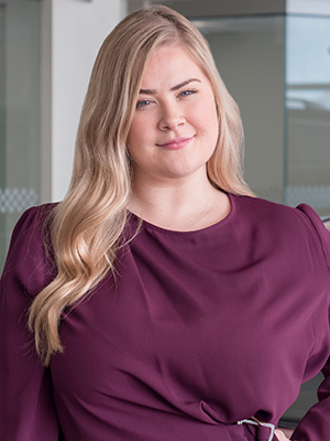 Emma Mackenzie - Business Development Representative