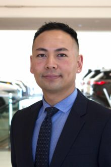HENRY CHEUNG - Preferred Account Manager