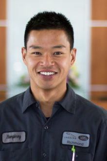 HUMPHREY CHAU - LAND ROVER TECHNICIAN