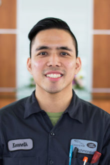 KENNETH CRUZ - JAGUAR LAND ROVER TECHNICIAN