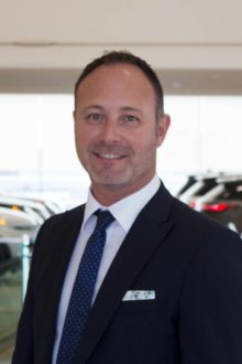 PAUL LADEROUTE - SALES MANAGER