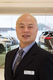 DANIEL CHAW - GENERAL SALES MANAGER