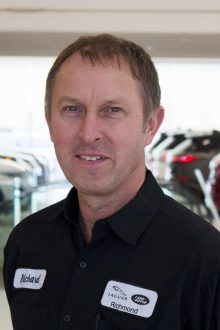 RICHARD J PRICE - Shop Lead Technician