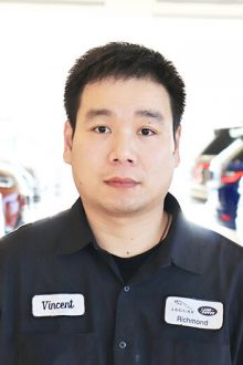Vincent Cao - JAGUAR LAND ROVER TECHNICIAN