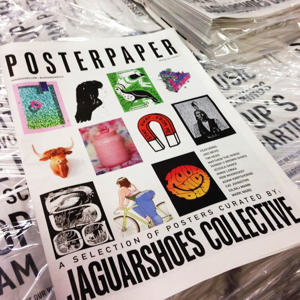 Poster Paper Issue 2 OUT NOW!