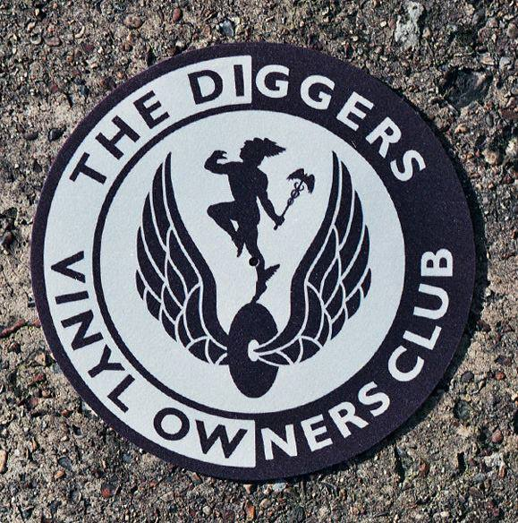 The diggers vinyl owners club