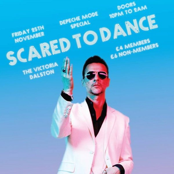 Scared To Dance – Depeche Mode Special