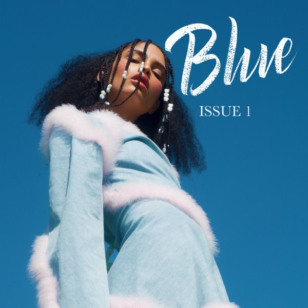 Blue Magazine Launch