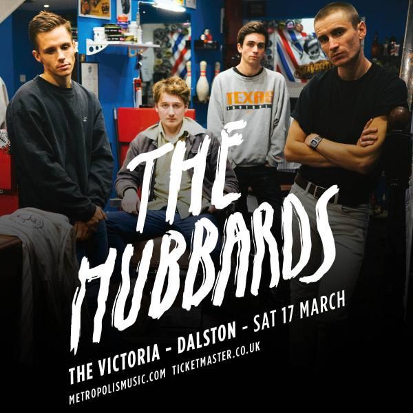 Metropolis presents The Hubbards