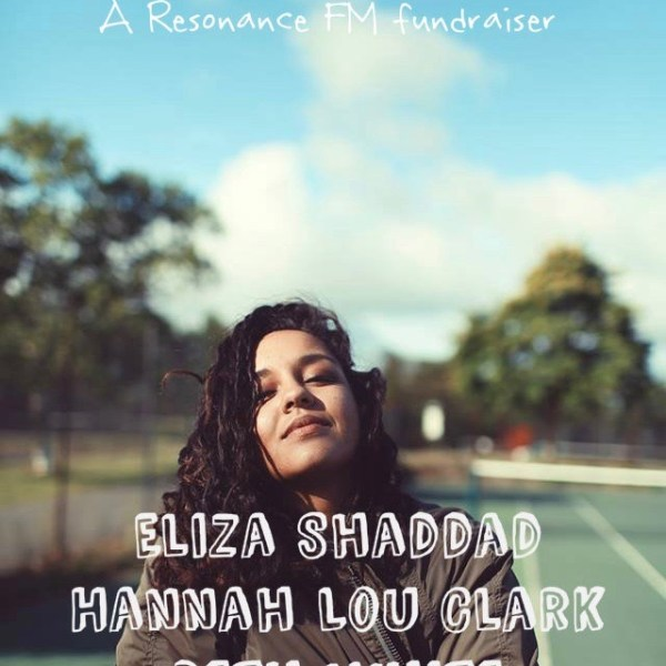 Loud Women x The Girls Are present Eliza Shaddad / Hannah Lou Clarke / Beth White