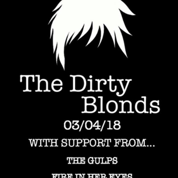 Three Dots Promotions Presents The Dirty Blonds – single launch