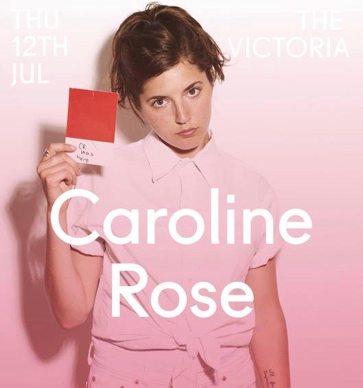 Bird On The Wire presents Caroline Rose