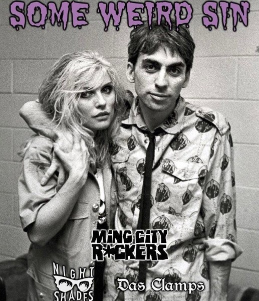 Some Weird Sin 59: Ming City Rockers / Night Shades / Das Clamps