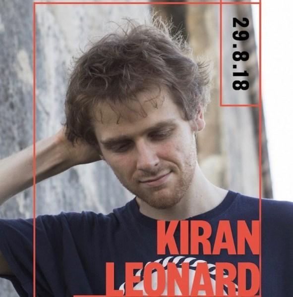 Rockfeedback presents Kiran Leonard