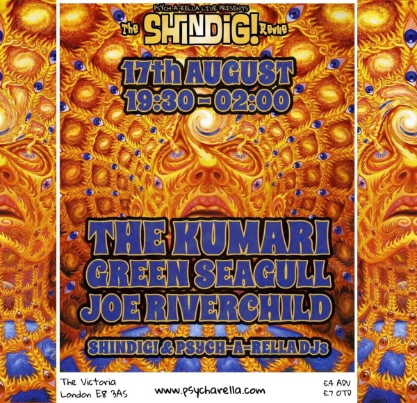 The Shindig! Revue #3