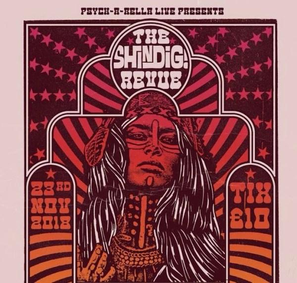 The Shindig! Revue #4 Soundcarriers // Gloria // Strange Majik
