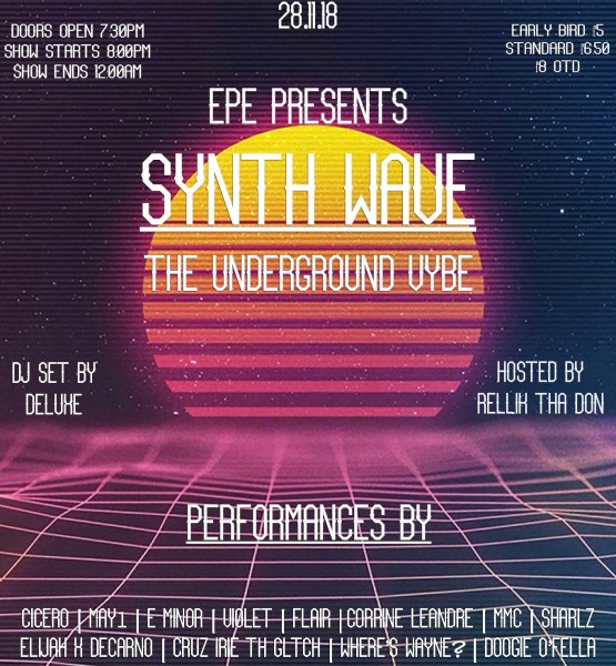 EPE presents SynthWave | The Underground Vybe