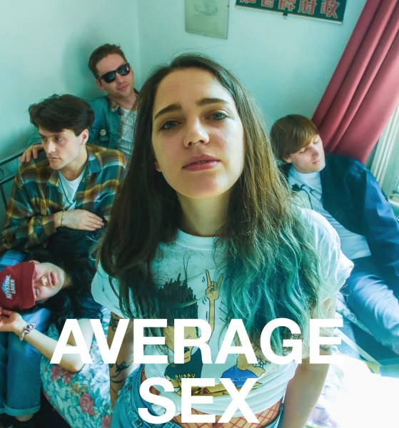 Scared To Dance & For The Rabbits presents: Average Sex