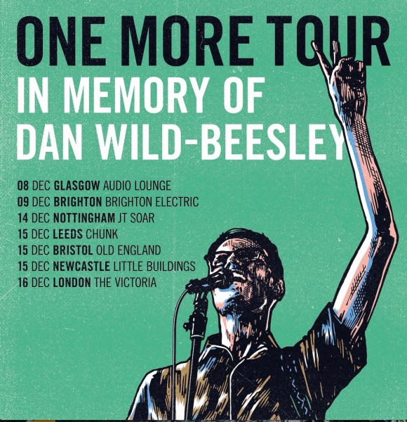 Portals presents: One More Tour – A Tribute to Dan Wild-Beesley