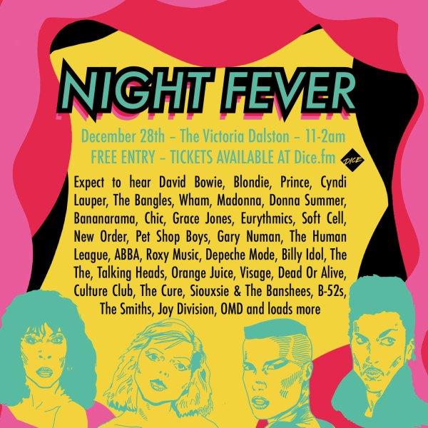 Night Fever – holidays special