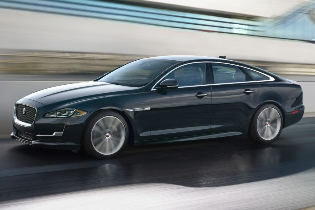 Road test of the Jaguar XJ