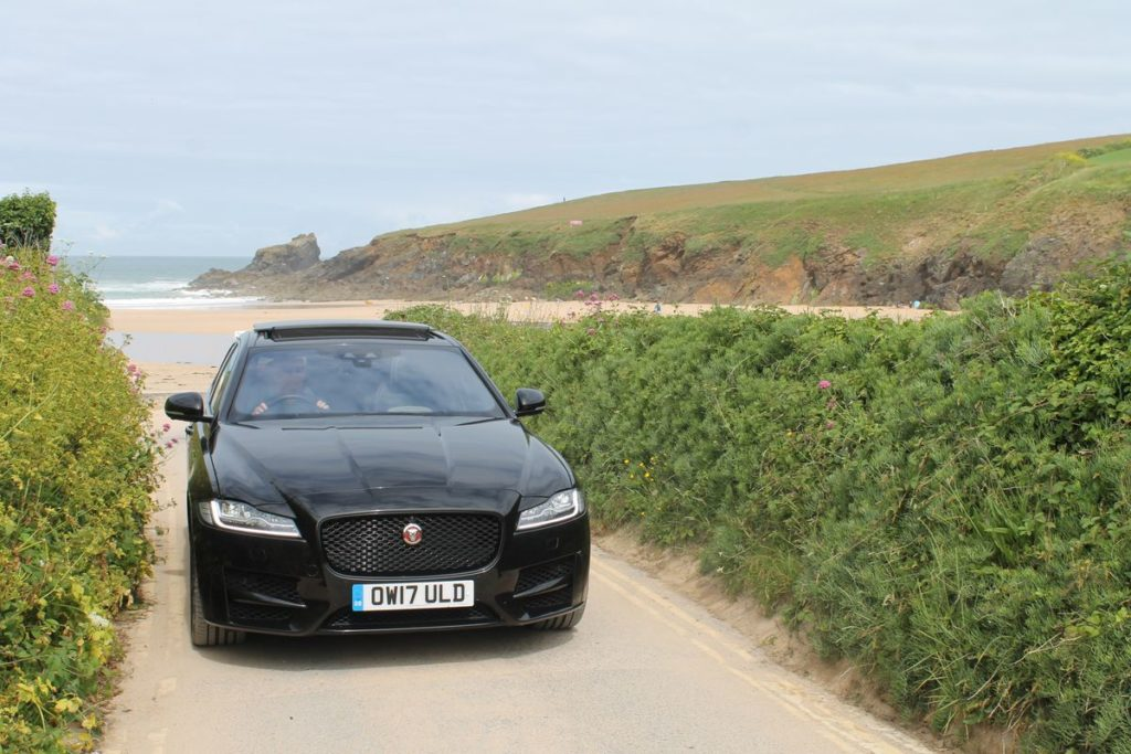 A week with a Jaguar XF in England&#8217&#x3B;s West Country
