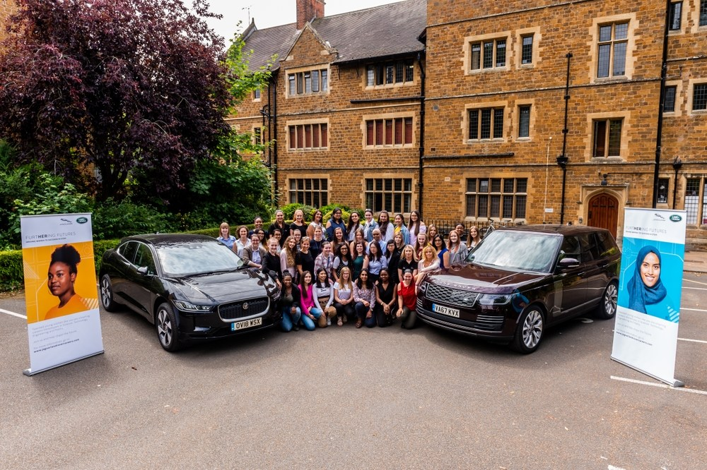 JLR seeks more female students