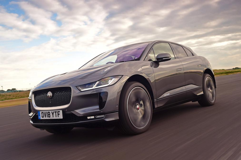Awesome Premium Electric Car Of The Year 2018: Jaguar I Pace