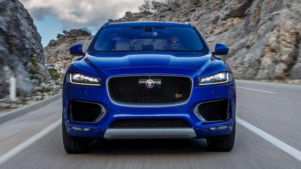 Performance luxury crossover comparison: Jaguar F-PACE vs Porsche Macan