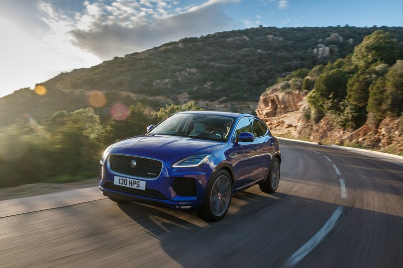 Jaguar&#8217&#x3B;s cub big cat the E-PACE pounces to take bigger bite of sales