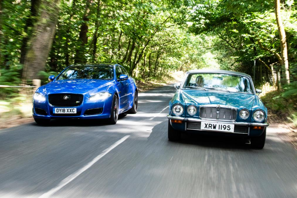 Ultimate Jaguar XJ road test: XJ6, XJ12, XJ40 and XJR 575 driven